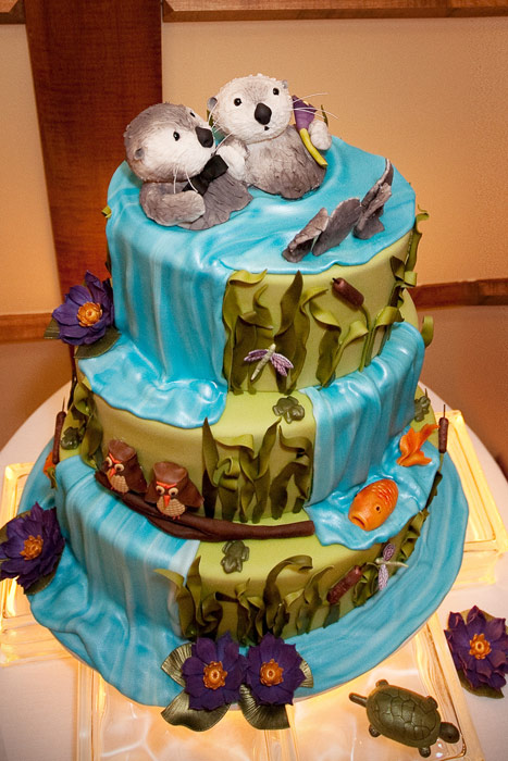 Otter Cake Fuzzy Today